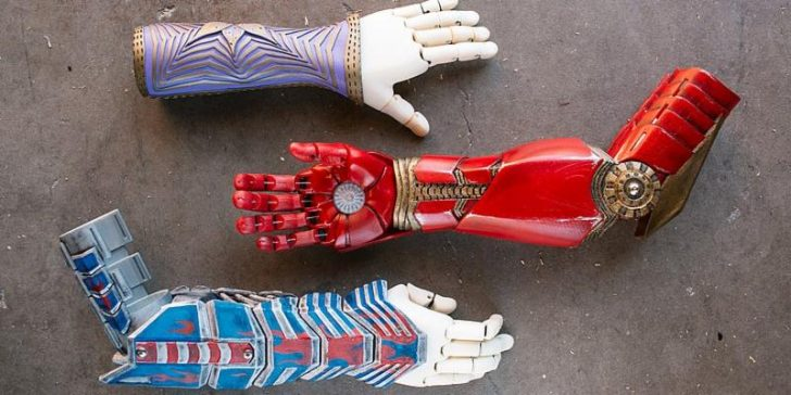 Science Fiction Film Inspires Real-World Application of Bionic Arms