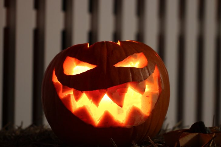 Things That Go Bleep in the Night – All Hail Halloween Technology