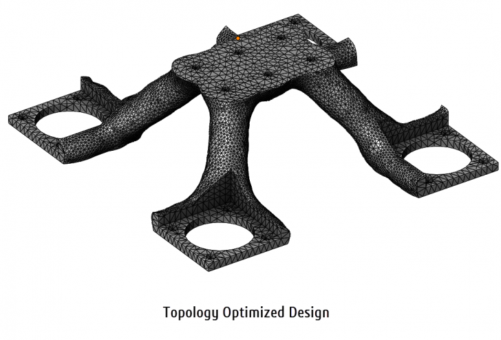 Integrating Next-Generation Technology: Topology Optimization