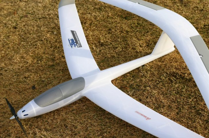 Concept Flying Wing – 3D Printing a Fully Functional RC Airplane