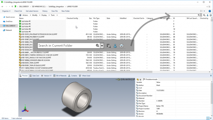What's New in SOLIDWORKS PDM 2020