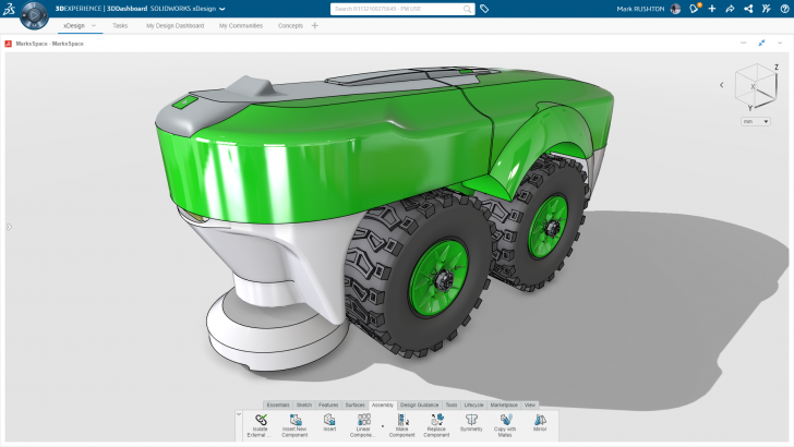 Get Your Hands on the Future of Design Tools; Sign up for the 3DEXPERIENCE Trial