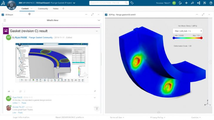 Complex Simulation in the Cloud for SOLIDWORKS