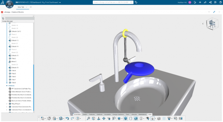 Solve Everyday Problems with Cloud-based CAD