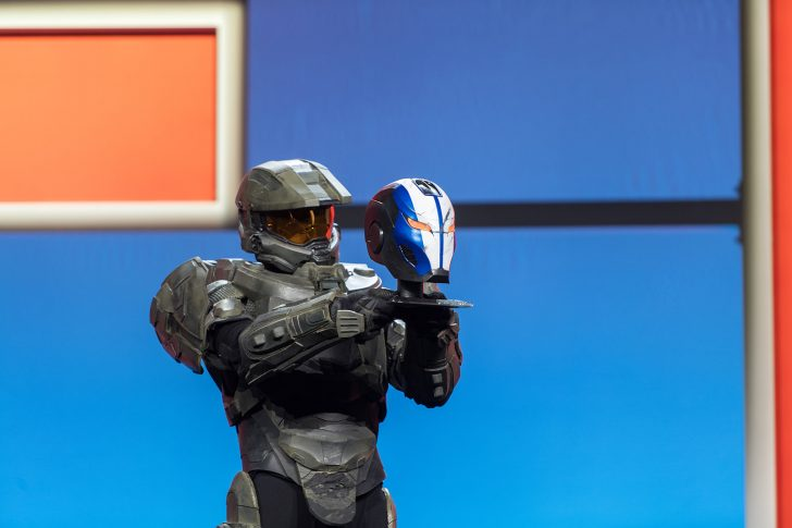 3DEXPERIENCE World, Through the Eyes of Iron Man and Master Chief