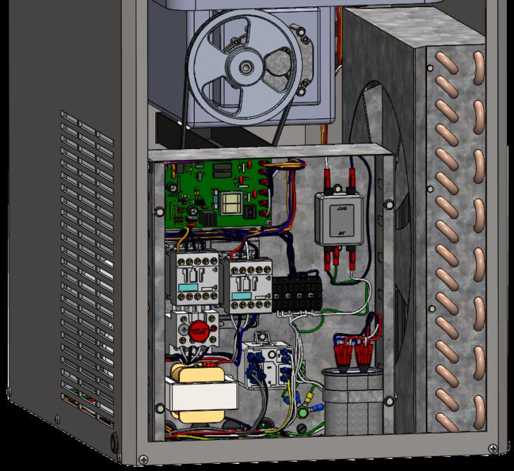 An Electrical Engineer Using Sheet Metal?