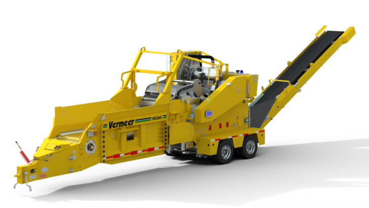 Vermeer Corporation Accelerates Large Machinery Development with SOLIDWORKS