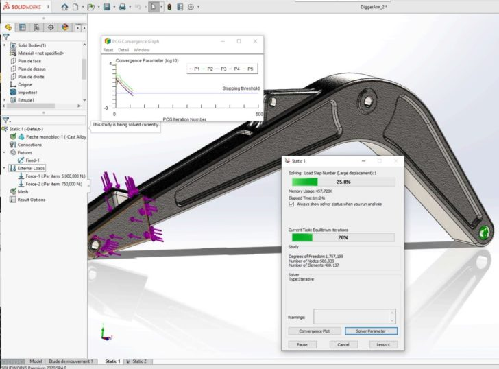 New Benchmark Offers Performance Testing for Workstations Running SOLIDWORKS 2020