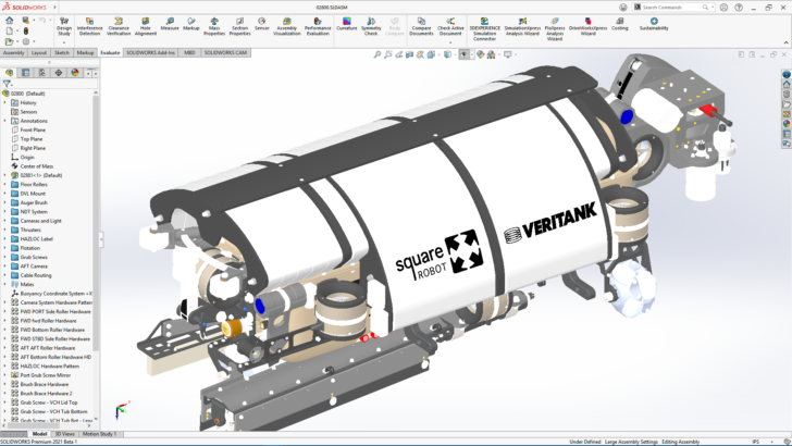 What's New in SOLIDWORKS 2021