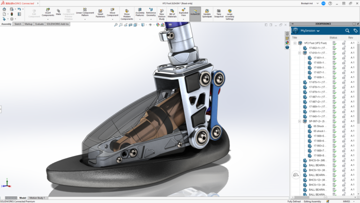 3DEXPERIENCE SOLIDWORKS Comes of Age