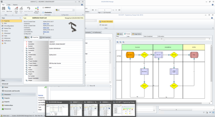 What's New in 2021: SOLIDWORKS Desktop Data Management