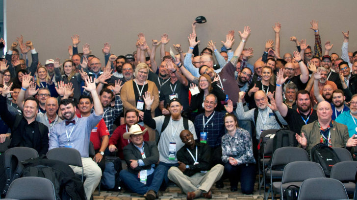 SLUGME 5 – The SOLIDWORKS Largest User Group Meeting Ever