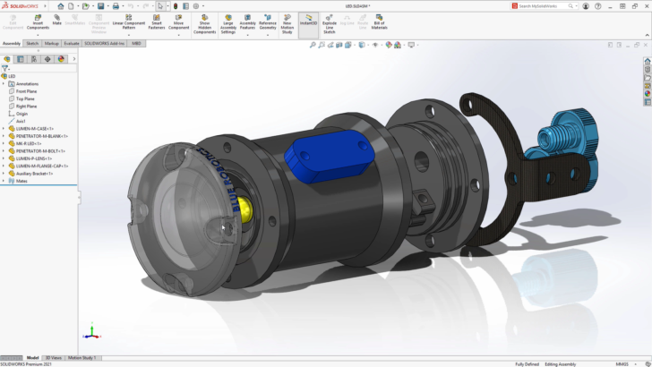 What's New in SOLIDWORKS 2021: Working With Parts
