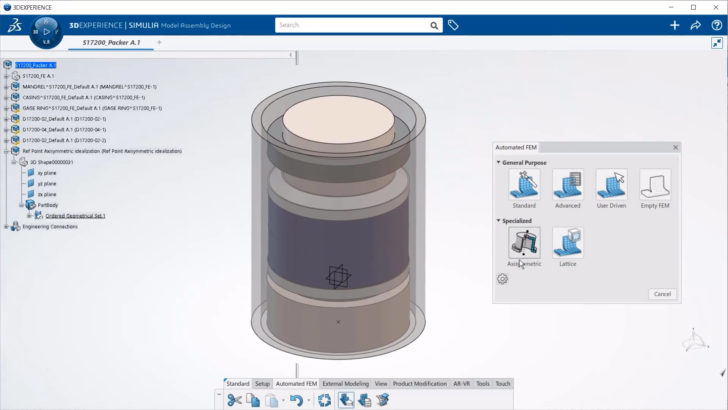 What's New in 3DEXPERIENCE Works Structural Simulation