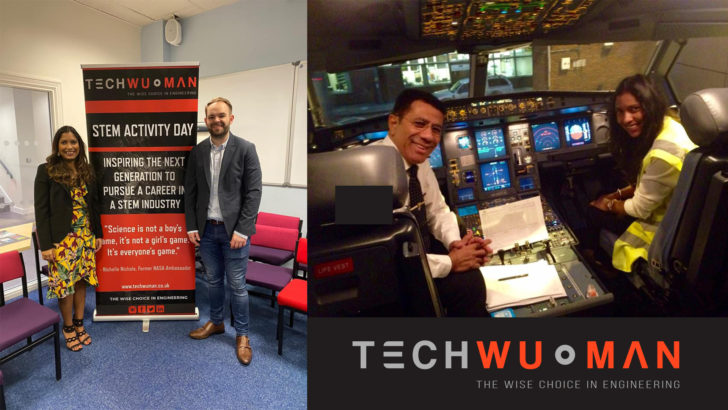 Securing The Future of STEM Empowerment: This is Techwuman