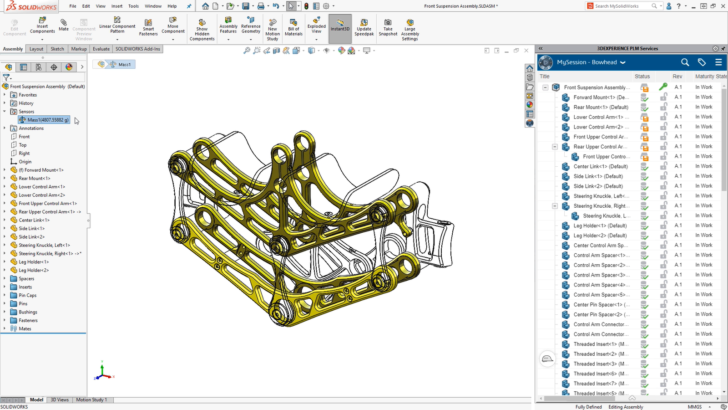 Top 3 Reasons to Connect SOLIDWORKS to the 3DEXPERIENCE Platform