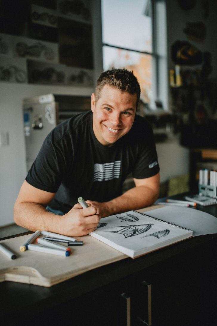 Choppers, Machining, and Community [Podcast] with Jason Pohl