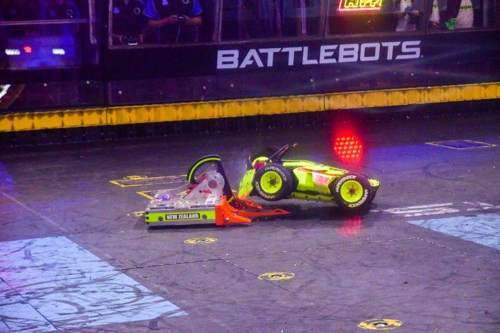 BattleBots, BattleBots, and more BattleBots…