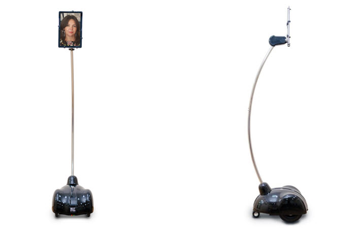 How SOLIDWORKS Helped Create the BotEyes Telepresence Robot