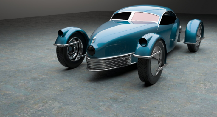 How SOLIDWORKS Helped Design a Belly Racer: Part Two
