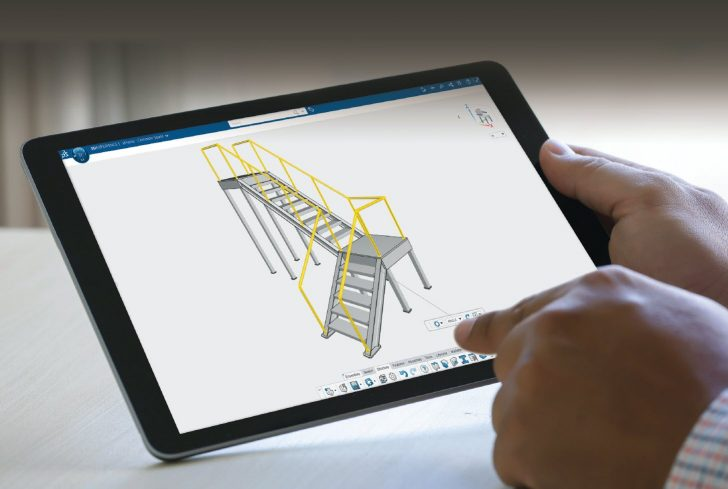Create Manufacturing-Ready Structure Designs with Web-based 3D Structure Creator
