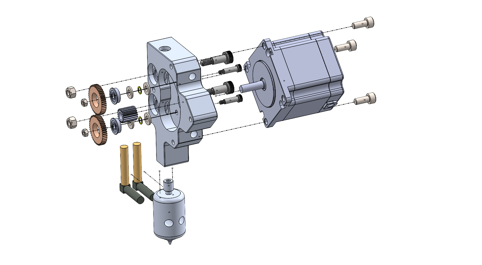 Building Customized Industrial-scale Additive Manufacturing Platforms with SOLIDWORKS
