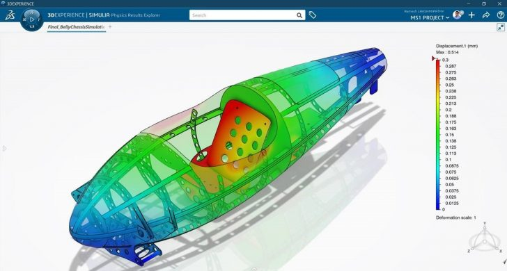 Creating the Next Belly Racer with SOLIDWORKS – Part Three