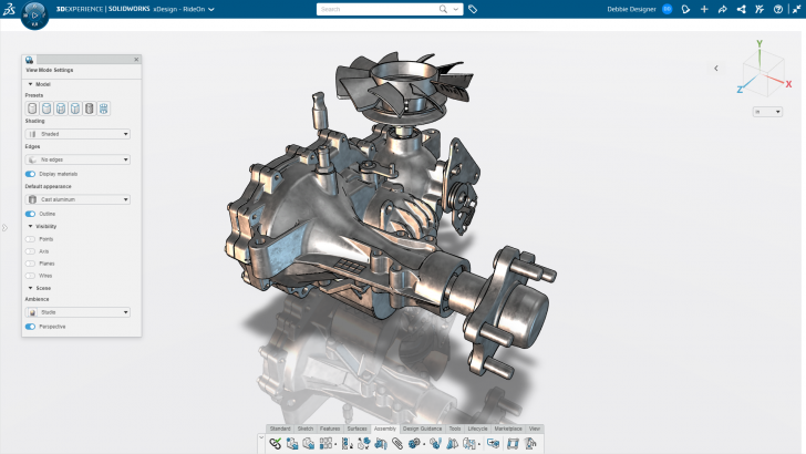 May 2021 Feature Drop: What's New 3DEXPERIENCE Works Design Roles
