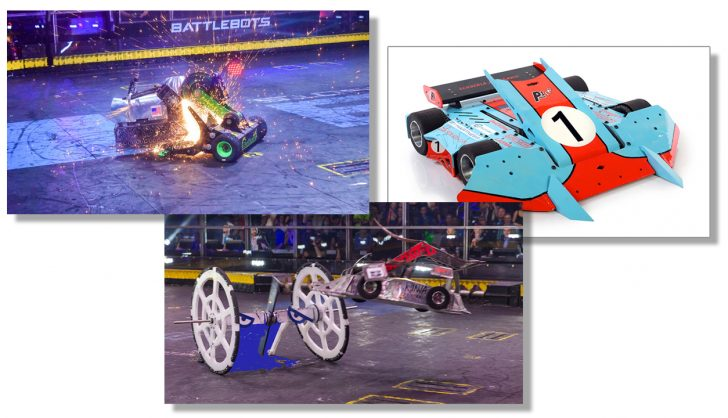 Meet the Brains behind the Bots at SOLIDWORKS LIVE with BattleBots