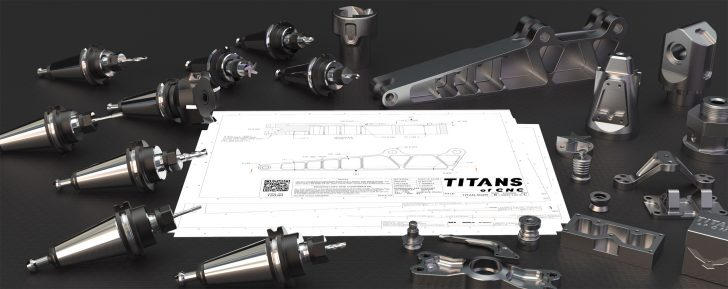 Join Us for Manufacturing Live with TITANS of CNC on August 3rd