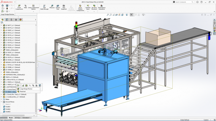 SOLIDWORKS 2022: Increase Efficiency and Collaboration