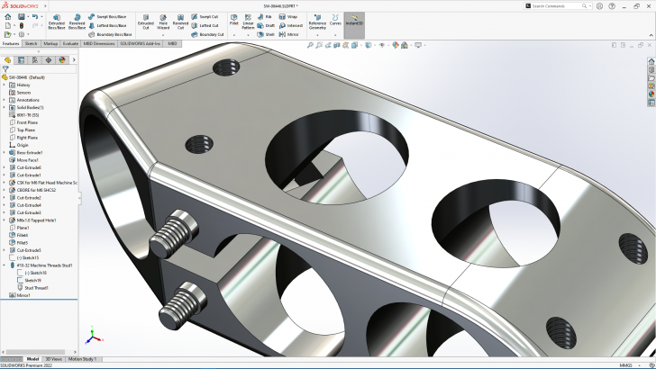 SOLIDWORKS 3D CAD 2022 is Here: Discover the Top Enhancements Now