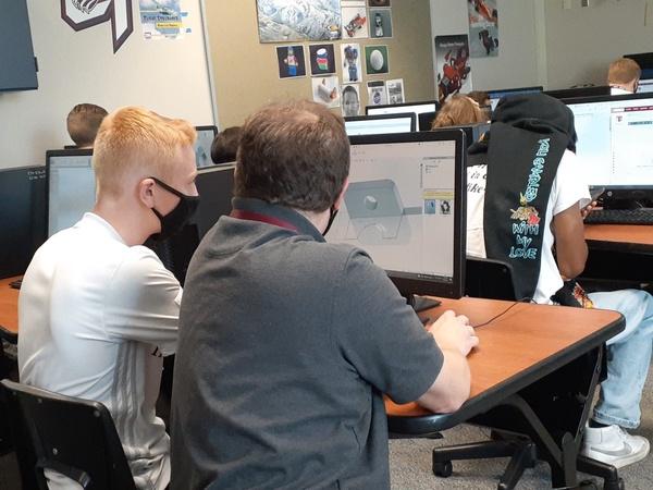 Creating Tomorrow's Innovators (with Ben Nuebel, Cherry Creek Schools)