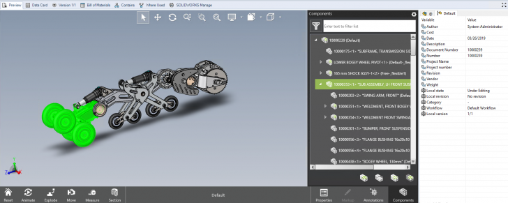 What's New in SOLIDWORKS 2022 Desktop Data Management Products
