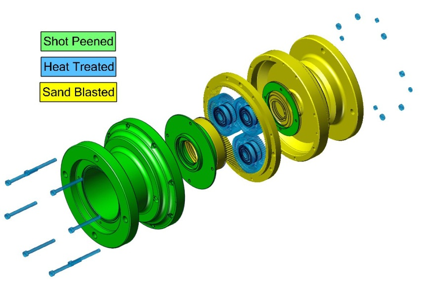 Improving Tech Pubs With SolidWorks Composer: Integrating Color