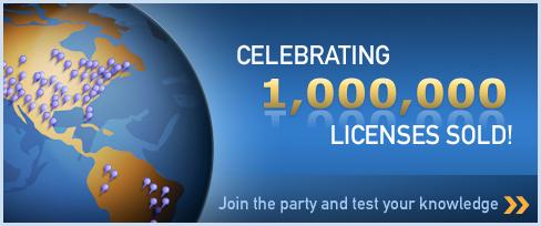 One Million Licenses