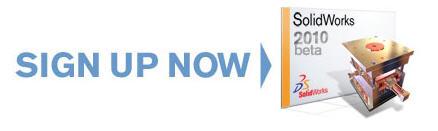 Update: SolidWorks 2010 beta program starting next week