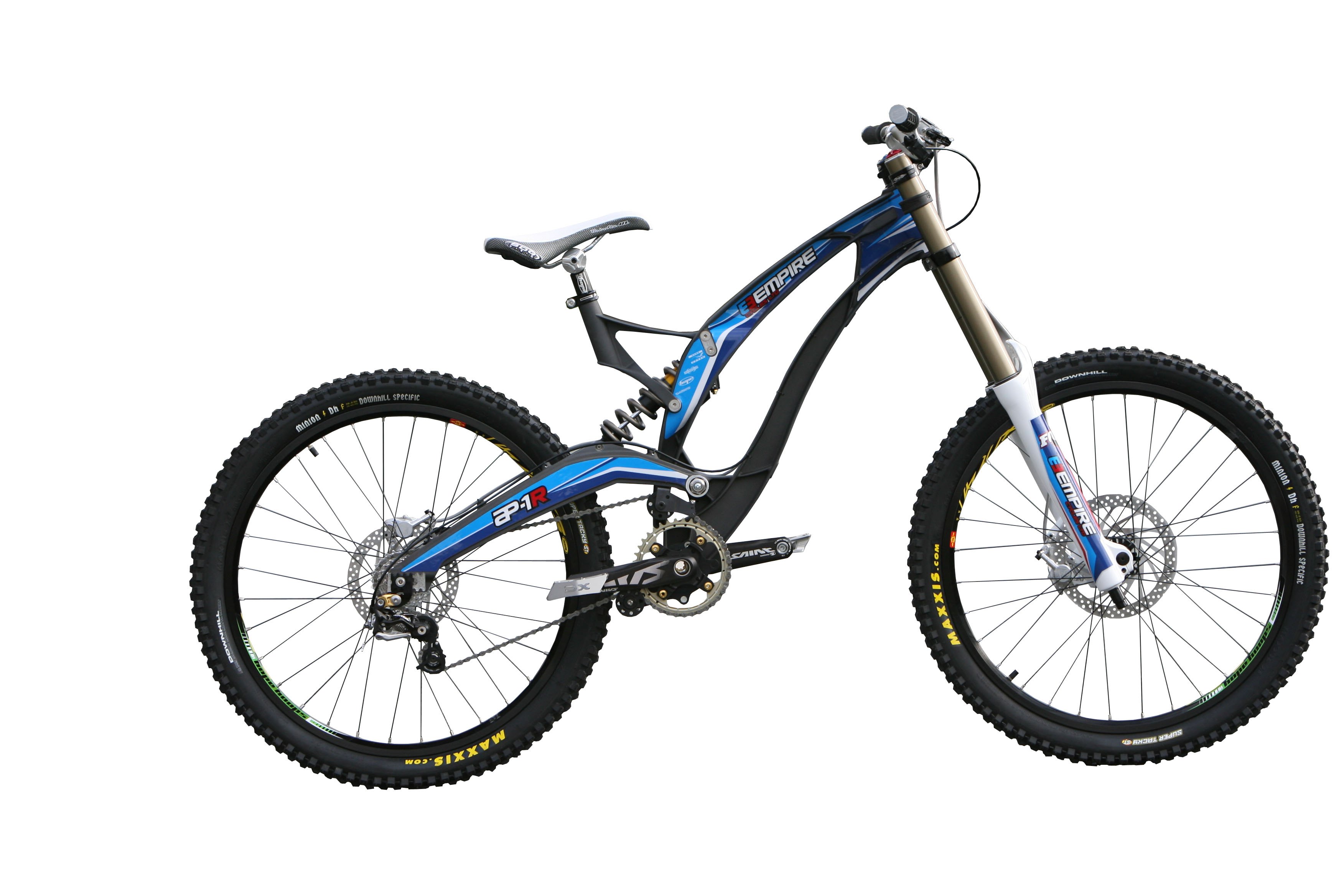Empire Cycles Innovative Downhill Mountain Bike