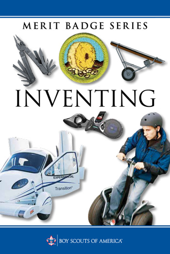 SolidWorks teams up with the Boy Scouts of America on the Inventing Merit Badge