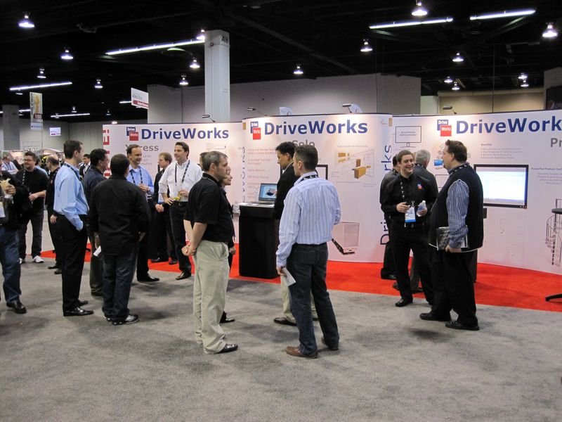 DriveWorks Booth1 - SWW2010