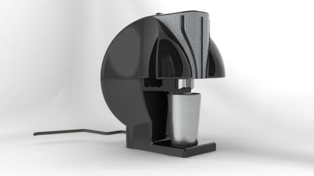 Mojito maker render 4