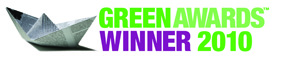 SolidWorks Sustainability Wins Best Green Product Innovation Award at the 2010 Green Awards