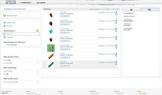 SolidWorks n!Fuze dashboard