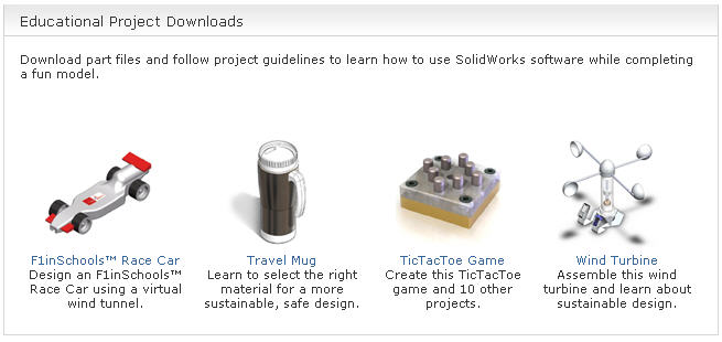 Educational Project Downloads