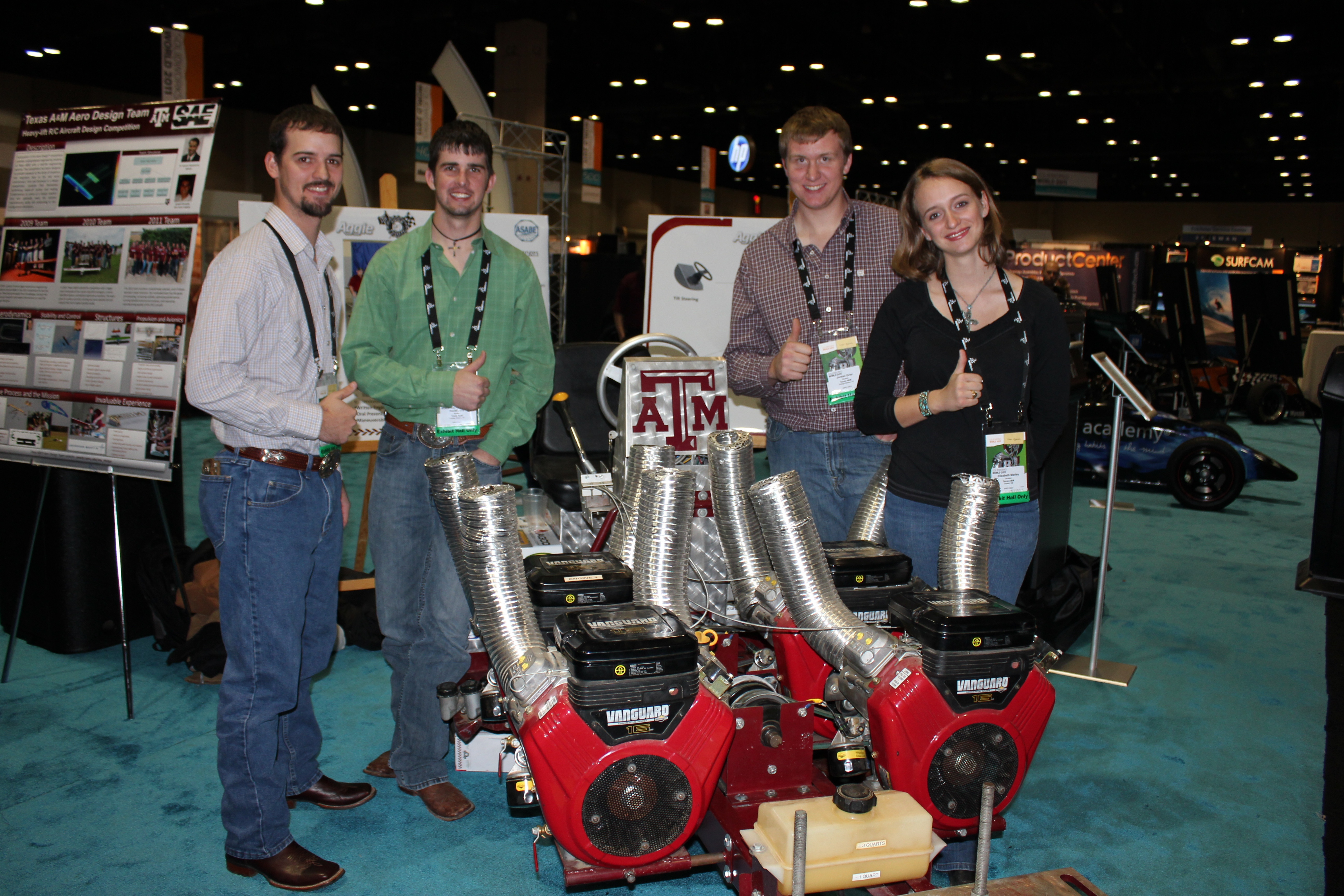 Not your father's John Deere #sww11