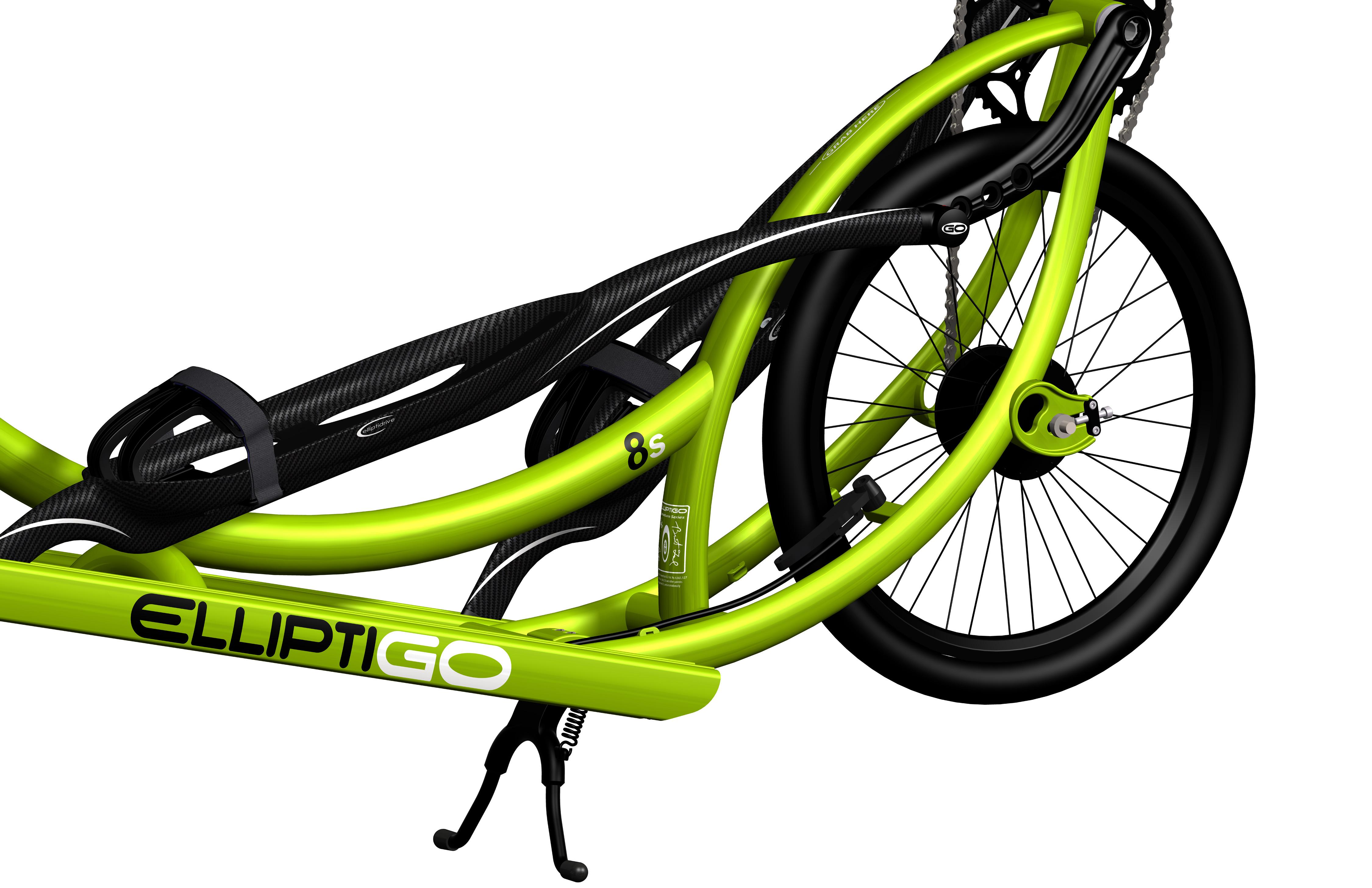 New SolidWorks case study: ElliptiGO elliptical bikes