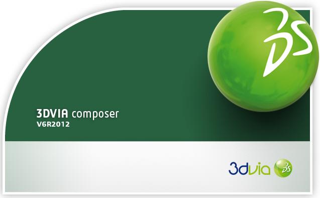 3DVia Composer 2012