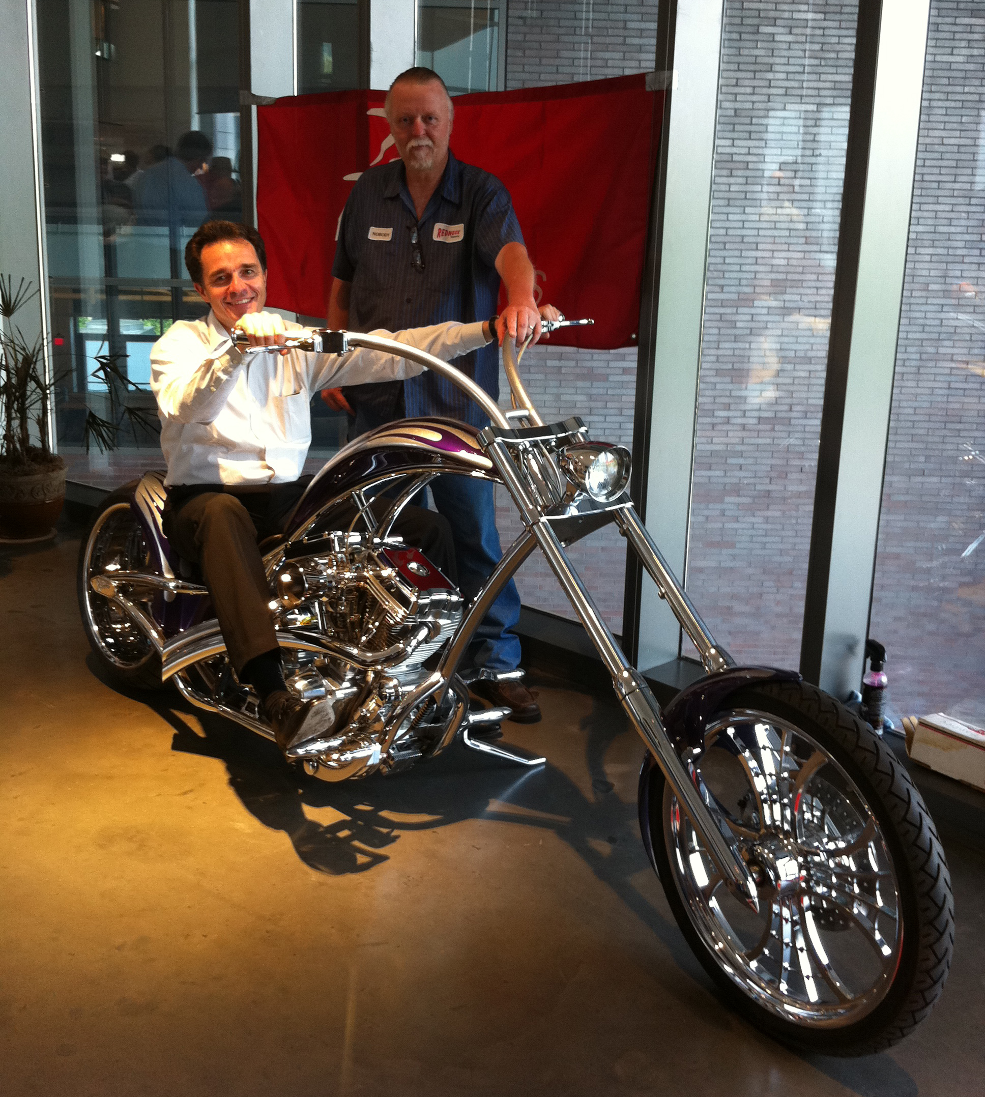 Trip report: my SolidWorks User Group tour