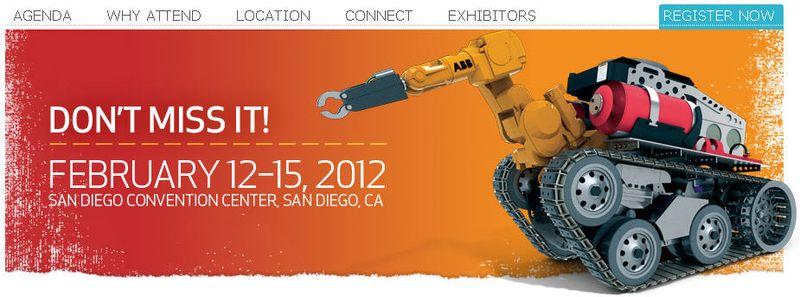 SolidWorks World 2012 Registration