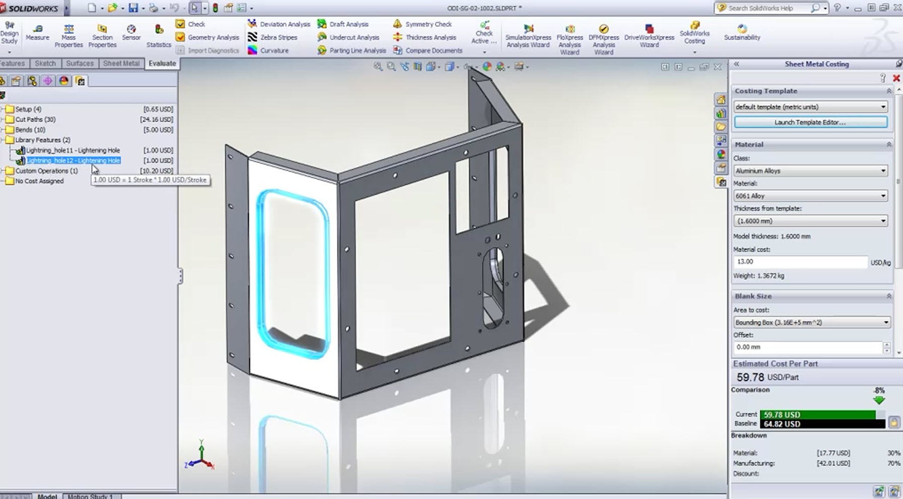 SolidWorks 2012 – The Wow Feeling
